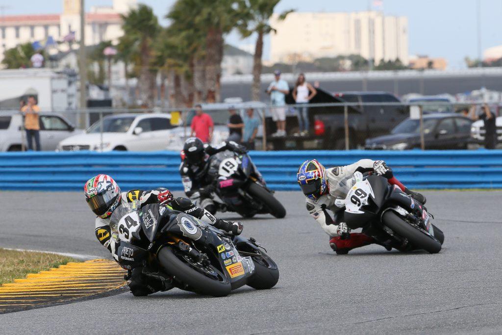 Daytona 200 infield - Daytona International Speedway