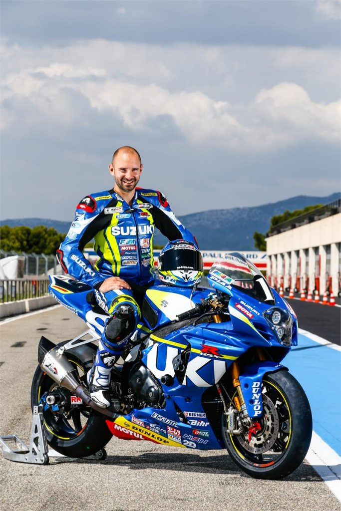 Photo Courtesy of Suzuki-Racing.com