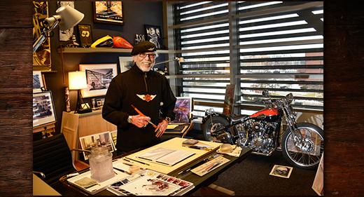Willie G Davidson: Lifetime Achievement Award To Willie G. Davidson