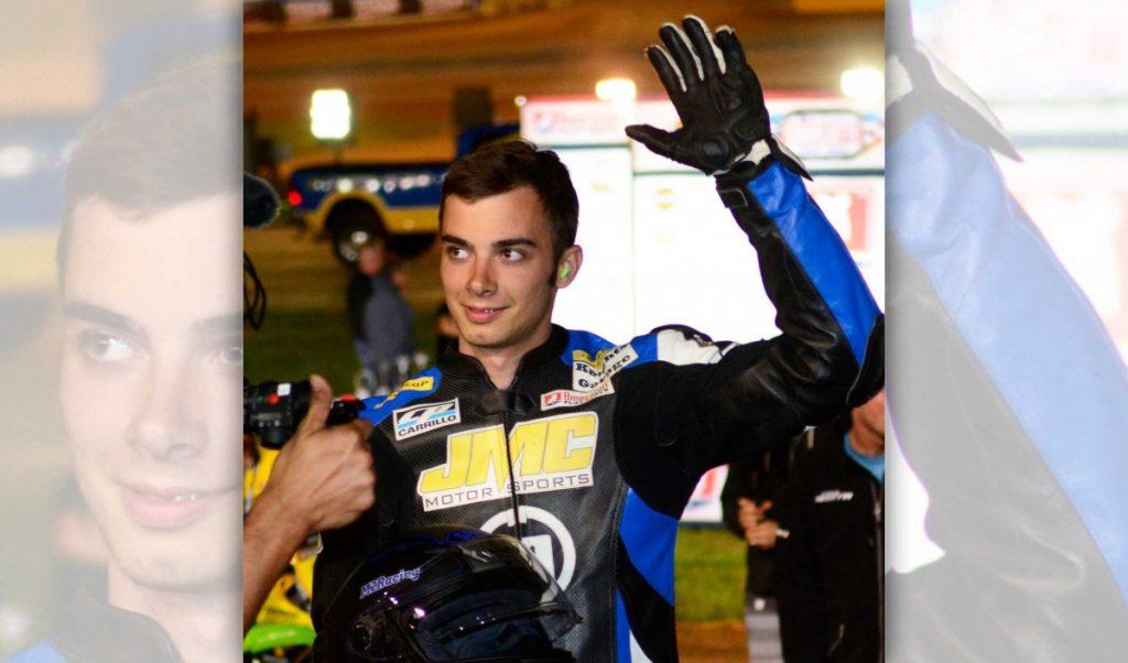 Jamison Minor - Courtesy: AMA Pro Racing