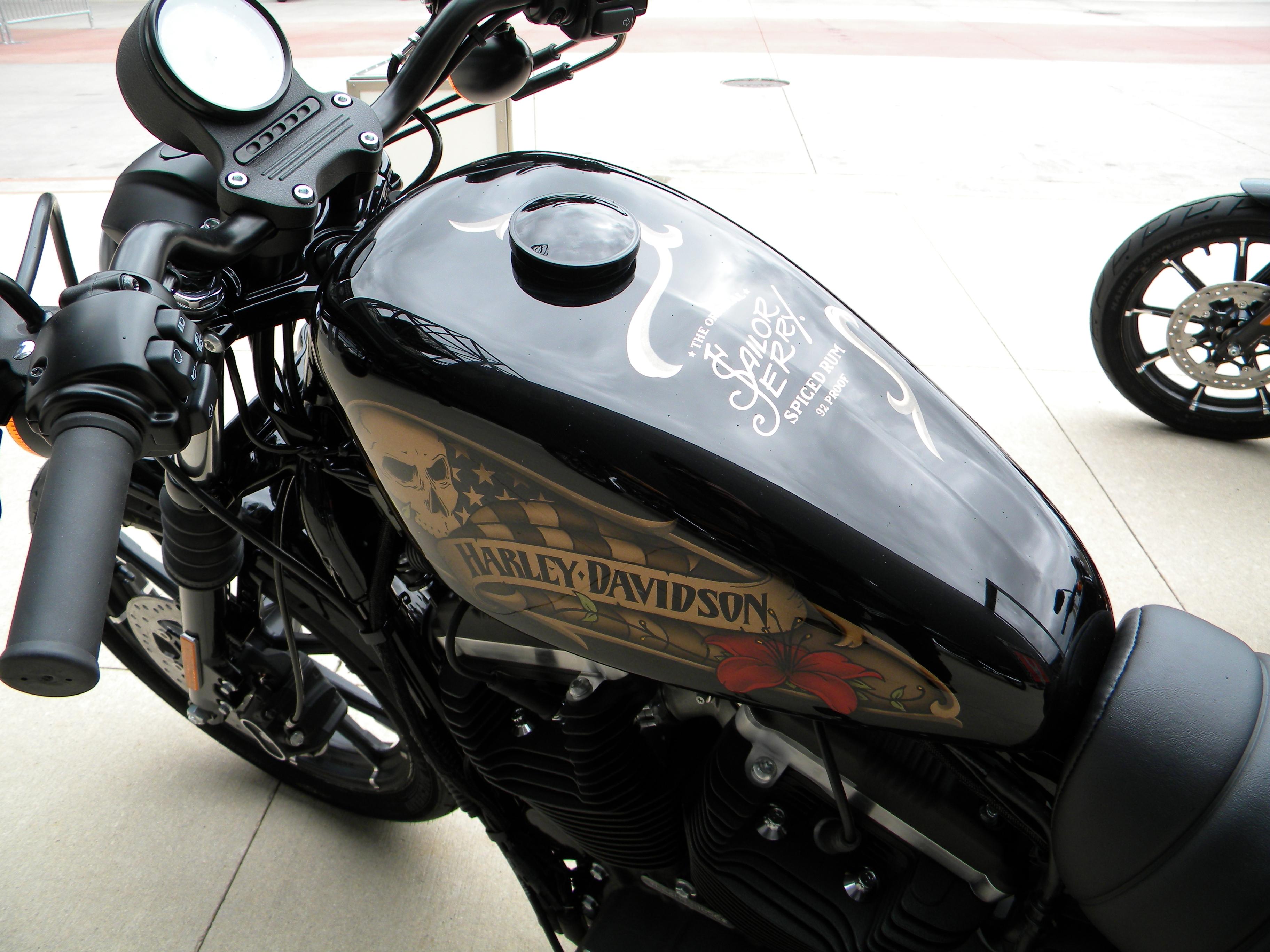 Museum Giveaway Harley Davidson Bike