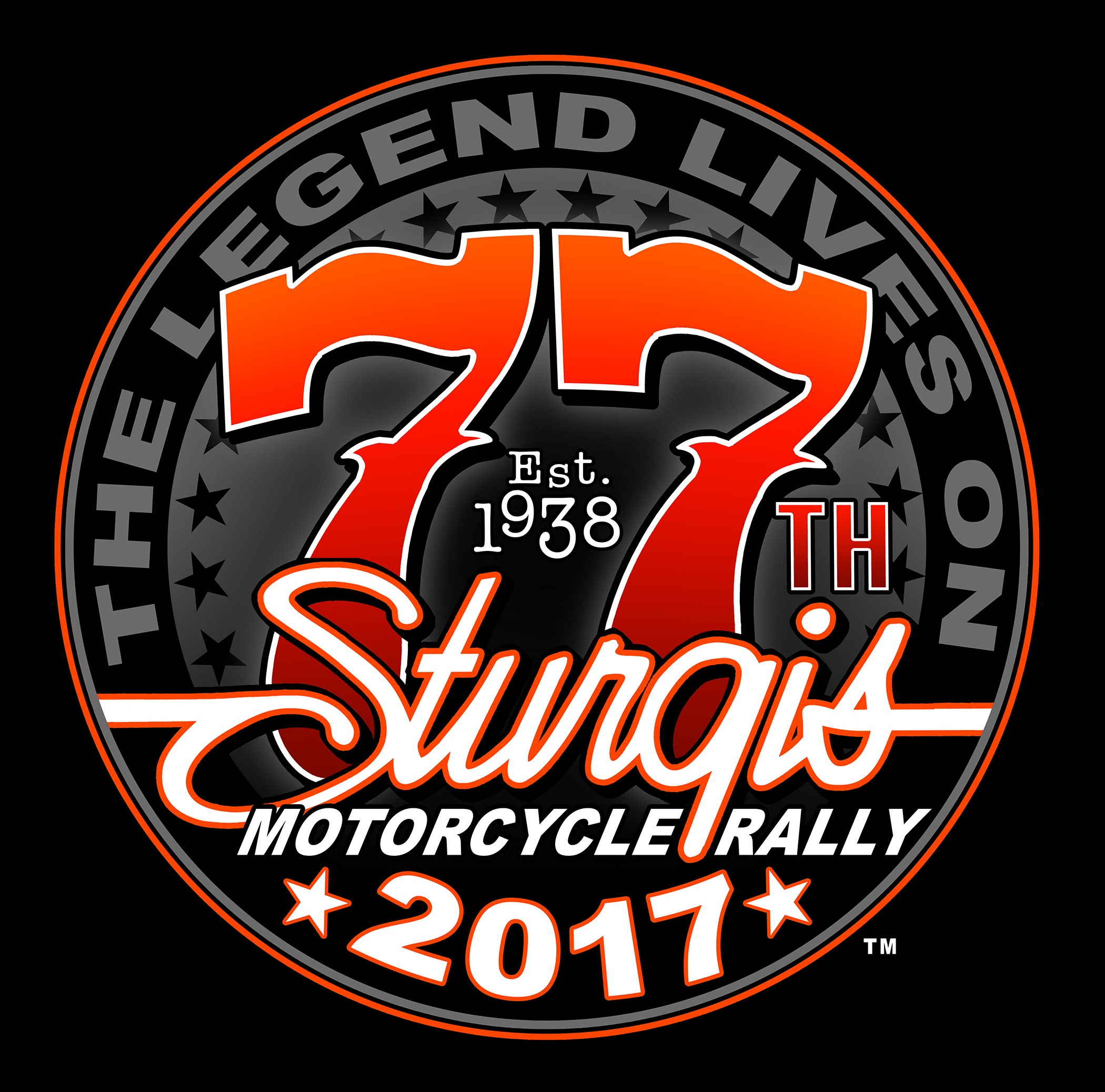 77th Sturgis SMRI logo