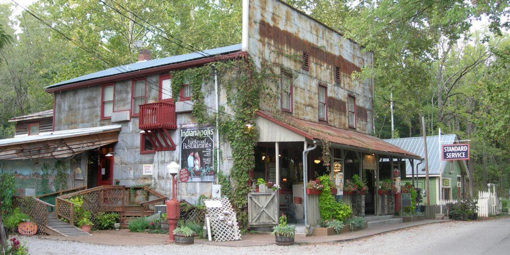Story Inn in Nashville, Indiana